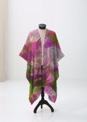 Cashmere Silk Scarf - Abstract Color Splash 43 by VIDA VIDA X1GORNYm