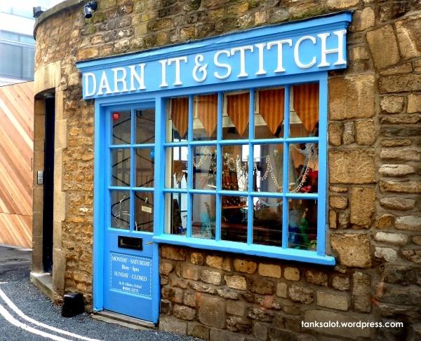 Darn it & Stitch, Oxford , UK