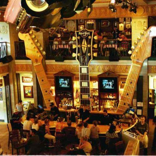 Argentina, Hard Rock Cafe Bs. As.