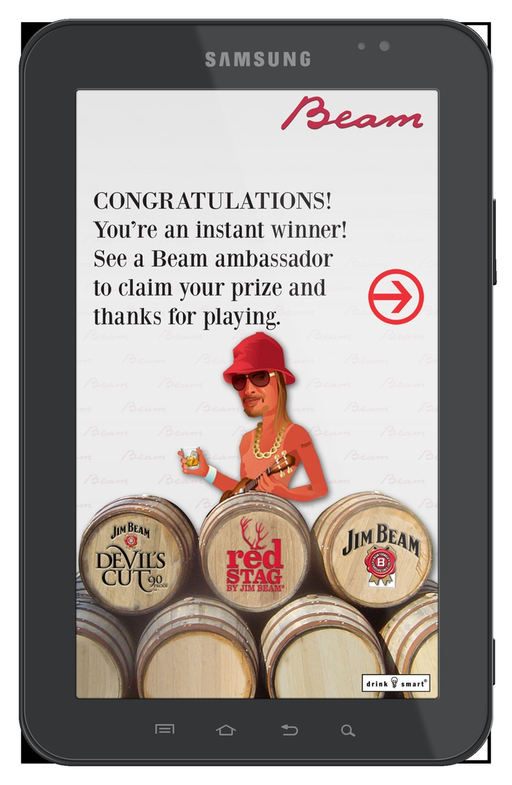 Our SMART Instant Win technology gives brands the ability to engage consumers with a cool branded game.    http://mozeus.com/instant-win-development.html