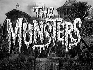 Munsters Photo Gallery | The Munsters Logo - Sitcoms Online Photo Galleries