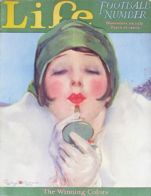1920s Makeup Starts the Cosmetics Industry- History