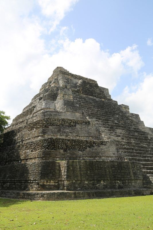 Chacchoben Mayan Ruins Excursion in Costa Maya, Mexico! This shore excursion is a great way to spend the day in Costa Maya! If you are on a Caribbean cruise this is a great way to learn about Mayan Culture!  via @tammileetips