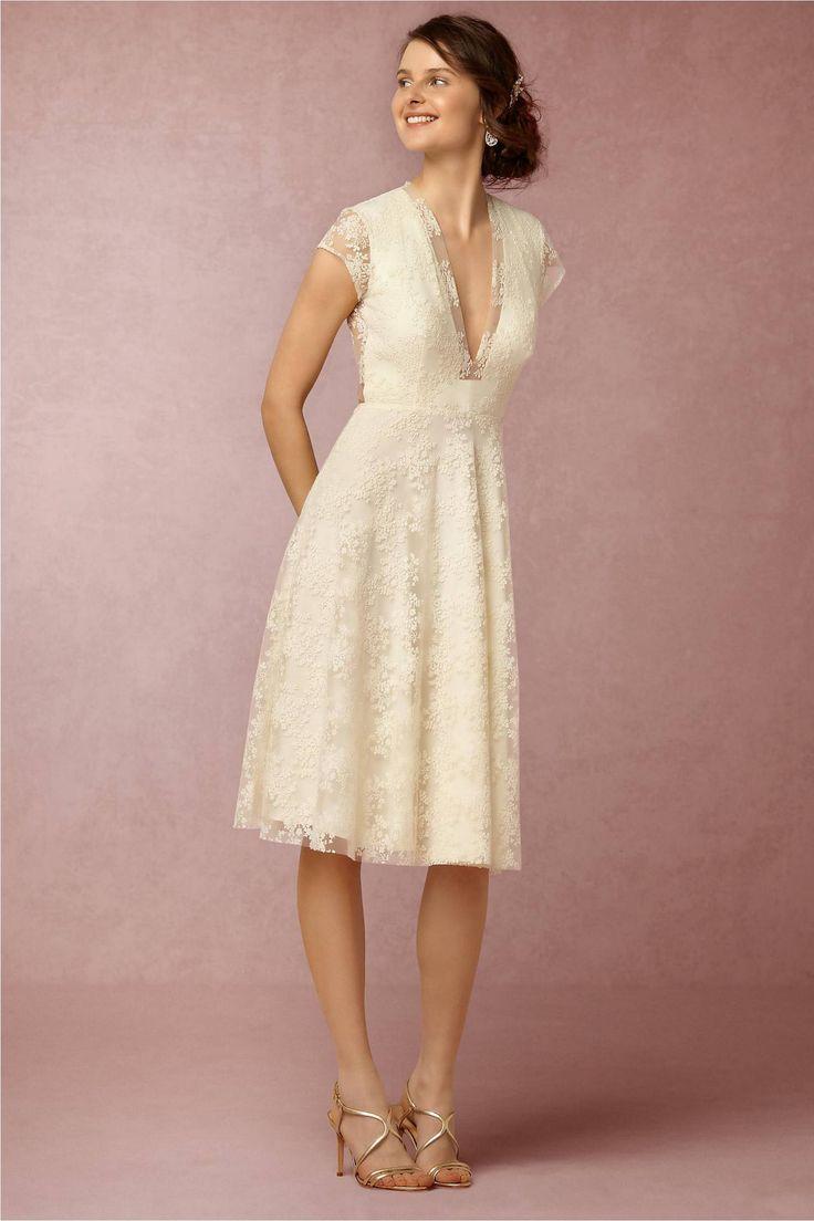 39 best Short Wedding Dresses images on Pinterest | Short wedding ...
