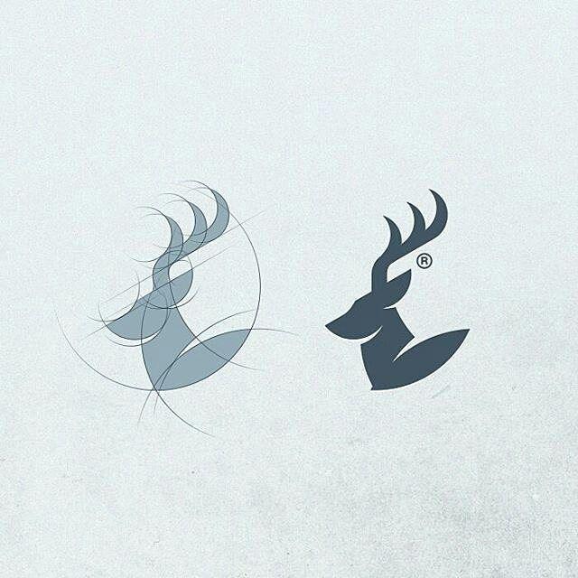 #logoawesome from @modal_tampang -  Deer logo using circle .  .  .  .  #logo #designs #vector #graphicdesign #graphic #brand #brandidentity #logoplace #logodesign #logoinspirations #logoinspire #logoroom #logoawesome #deer #lambejedeer #modaltampang