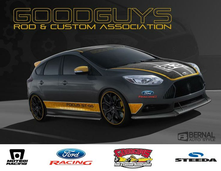 Enter HERE to Win an FRPP-Equipped GoodGuys Focus ST