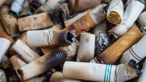 Scientists may have found a way to green our electronics with cigarette butts