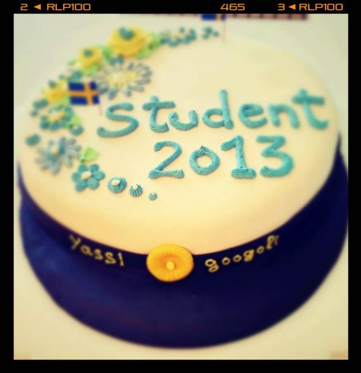 Student tårta
