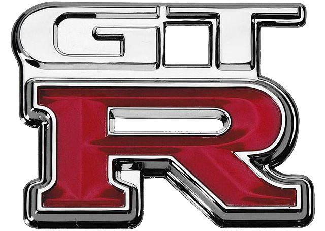Gt R Logo 2007 Present