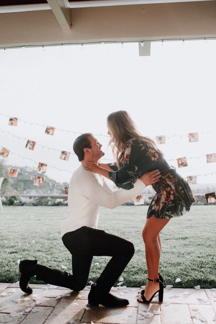 Romantic Ways To Propose According To Real Couples