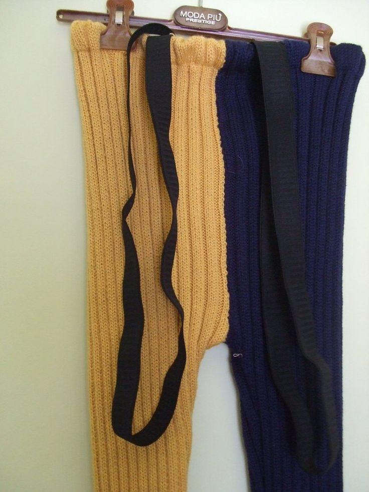 calzamaglie lana maglia costumi , by maglieria magica, 55,00 € su misshobby.com