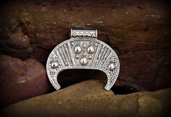 LUNULA (silver/bronze) viking, slavic
