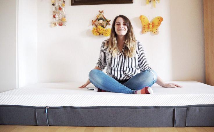 WERBUNG/ Tipps für einen guten Schlaf+ Test der Emma Matratze