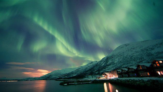 Hav og Fjell (resort), Hansnes, Norway
