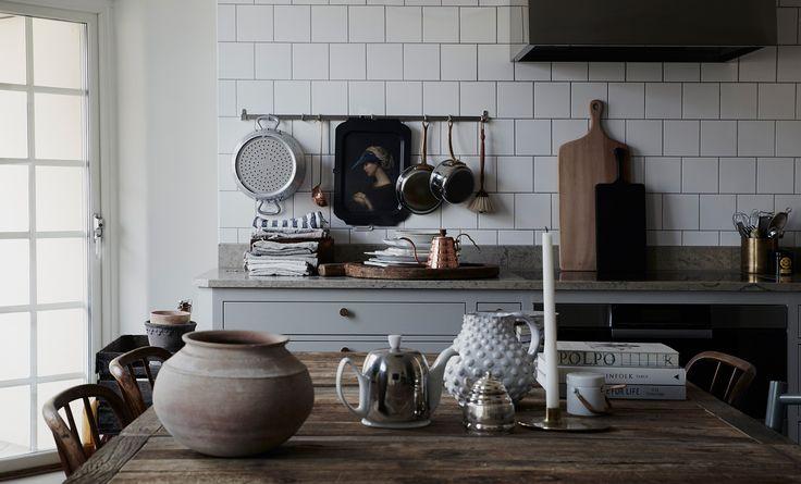 54 besten Köksinspo Bilder auf Pinterest - küchen aus edelstahl