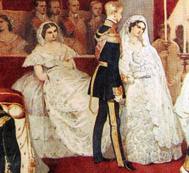Maximiliano y Carlota se casan / Maximilian and Charlotte wedding