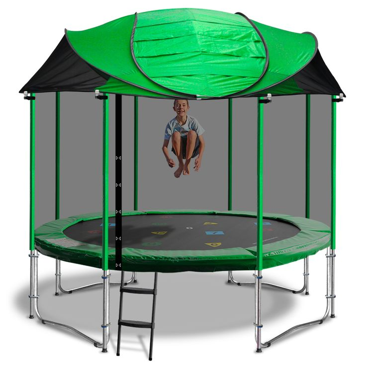12ft Trampoline Roof