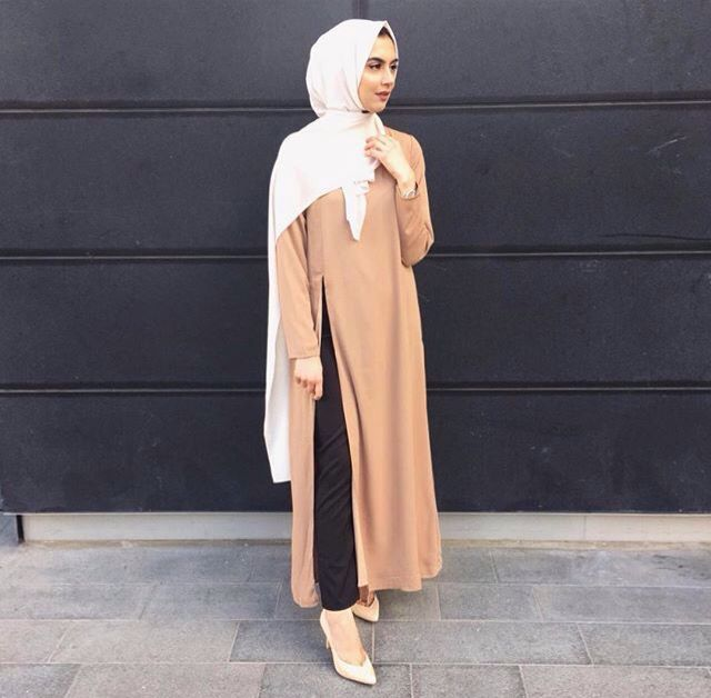 Zaraazix #hijabfashion