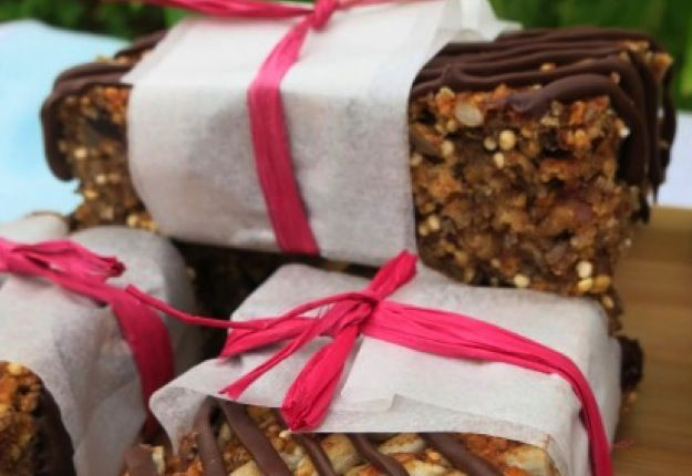 Super healthy energy bars - Real Recipes from Mums