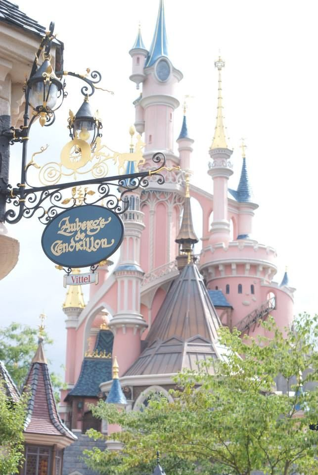 Disneyland Paris...