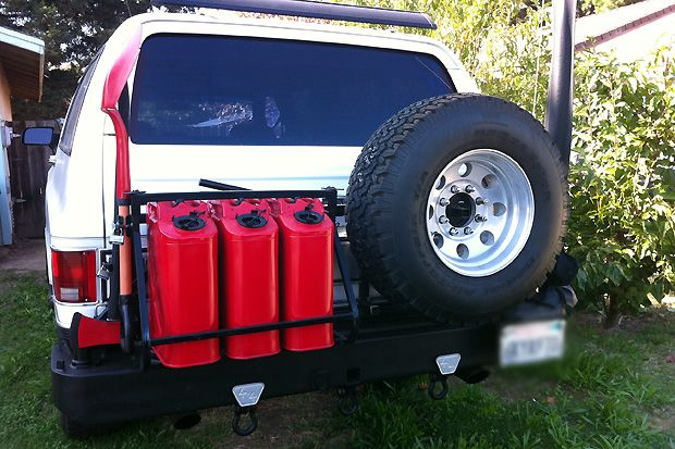 Suburban Off-Road Bumper | 4x4 AnswerMan: Truck and SUV Off-Road Help