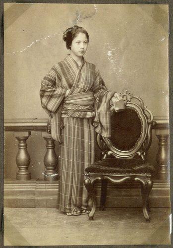 Woman, Japan