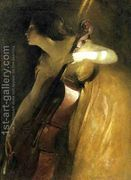 A Ray of Sunlight  by John White Alexander