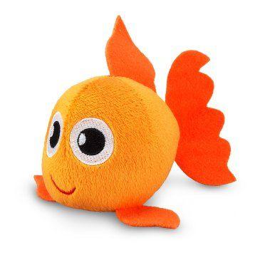 """Plush Goldfish (4"""")"""