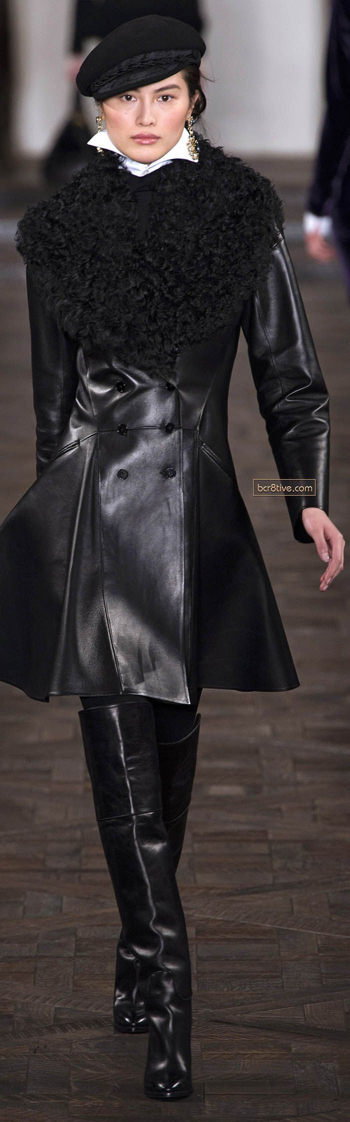 Fall winter 2013 fashion trends for women - Ralph Lauren Fall Winter 2013 New York Fashion Week