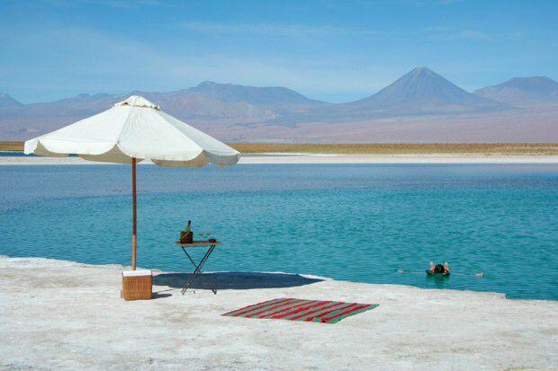 Laguna Cejar-San Pedro de Atacama