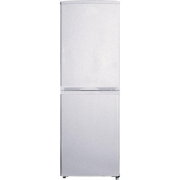 Buy Simple Value ASFF48145 Fridge Freezer - White at Argos.co.uk - Your Online Shop for Fridge freezers, Large kitchen appliances, Home and garden.