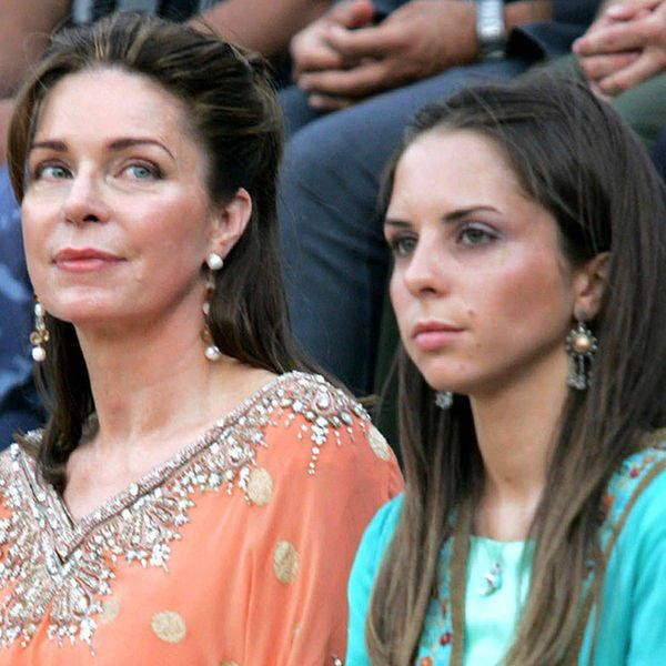 Remember Queen Noor of Jordan? Well, pictured above on the right is her daughter. Unlike many of the other princesses on the list, Iman was not exposed to royal duties and such early on. Instead, she has more of a militant background. She went to the Royal Military Academy Sandhurst and shortly after joined the Jordanian army.