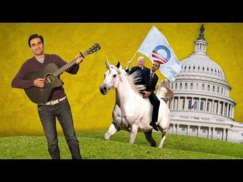 THE CATCHY OBAMACARE SONG THAT WILL PROBABLY HAVE YOU SINGING, LAUGHING AND NODDING IN AGREEMENT:))