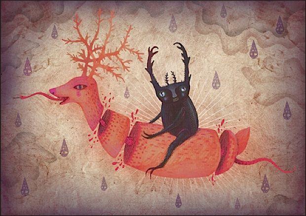 Ilustration by Vladimir Stankovic
