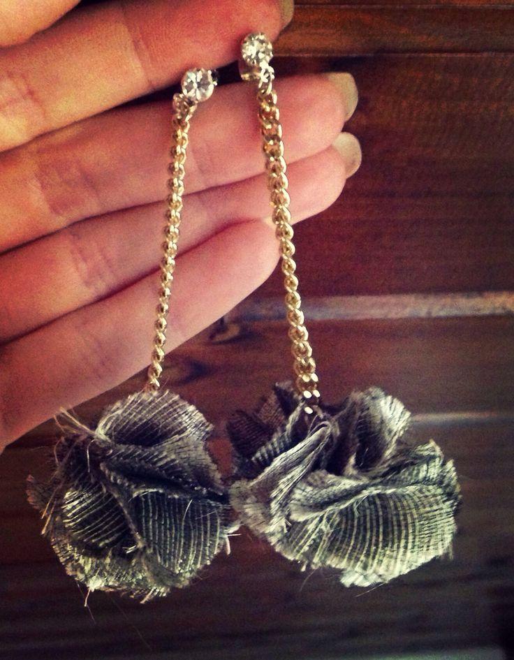 Traffic earrings