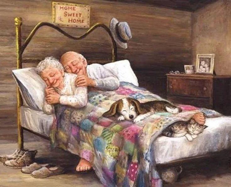 самый беспроигрышный мой лучший друг спать картинки она радовала родных