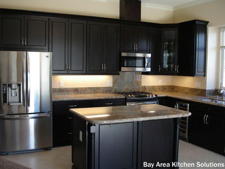 Kitchen Remodel Install Island Last
