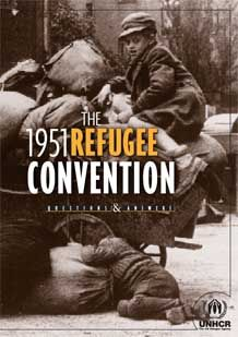 the 1951 refugee convention India has signed neither the 1951 united nations refugee convention nor its  1967 protocol, which has 140 signatories, an overwhelming.