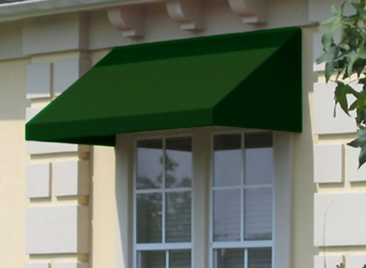 Designed For Windows And Entries With Overhangs Awning