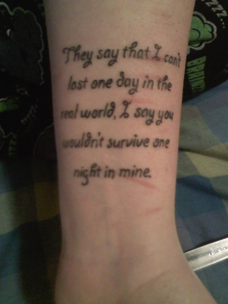 25 best ideas about cutting scars tattoo on pinterest for How long after a tattoo can you go swimming