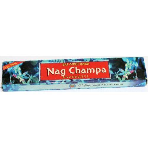 Sai Guru Baba Nagchampa Incense Sticks  $2.50