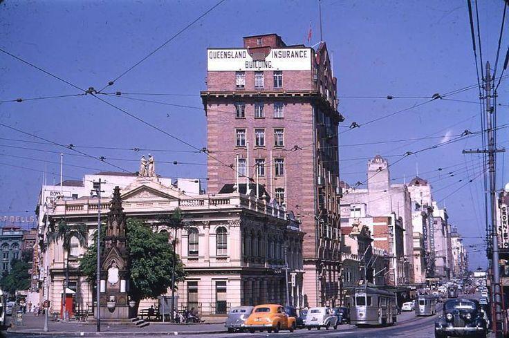 Queen Street Circa 1955