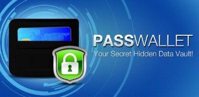 PassWallet, potente Administrador de Contraseñas