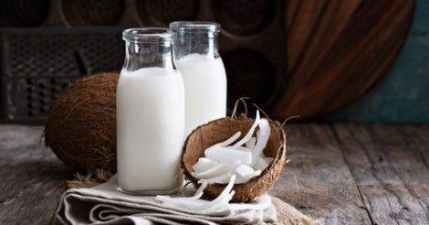 Cómo preparar leche de coco. Lee más en La Bioguía.
