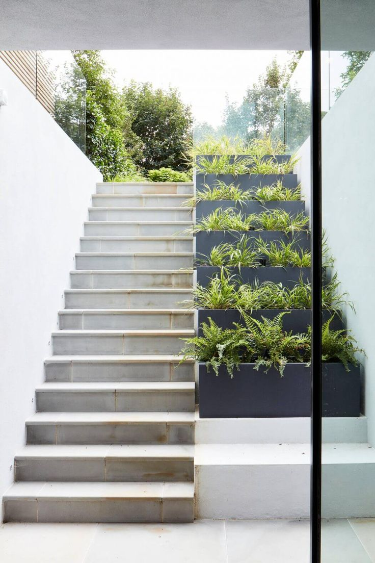 Best House Four By Ade Architecture Outdoor Stairs Garden 400 x 300