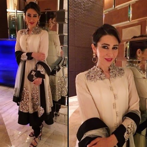 Fashion: Karishma Kapoor in Designers Outfits 2013
