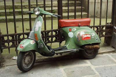 """meoutfit : meoutfit # 828 """"Vespa 125 ET3 Thrasher"""""""