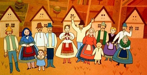 magyar népmese -