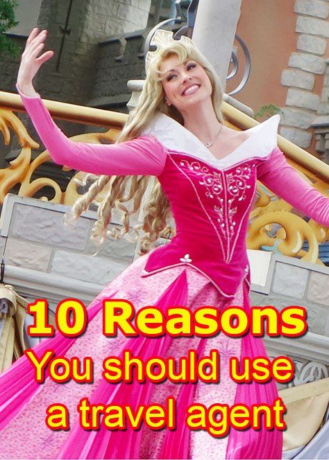 Top 10 Reasons You Should Use An Authorized Disney Vacation Planner