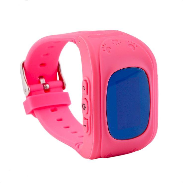 Прочный Дети дети Smart Watch Q50 Точный Локатор Трекер SOS Аварийного Анти Потерянный Смарт Наручные Часы Для Android купить на AliExpress
